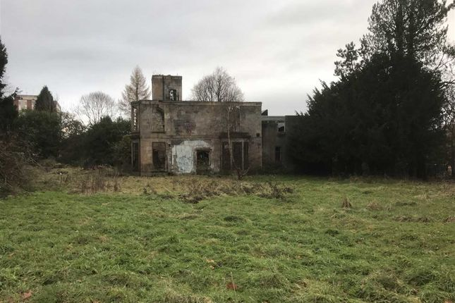 Thumbnail Land for sale in Acre Road, Glasgow