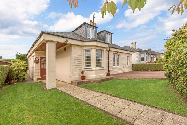 Thumbnail Detached bungalow for sale in 32 Carfrae Park, Blackhall, Edinburgh