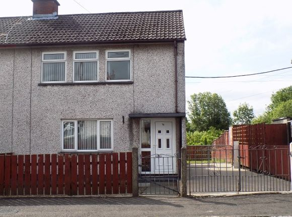 Thumbnail End terrace house to rent in 76 Milltown Avenue, Derriaghy, Lisburn