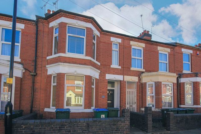Thumbnail Property to rent in Broomfield Road, Earlsdon, Coventry.