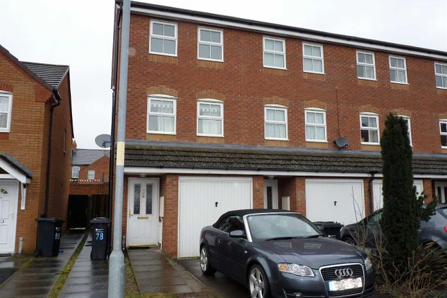 Semi-detached house to rent in Kernal Road, Hereford