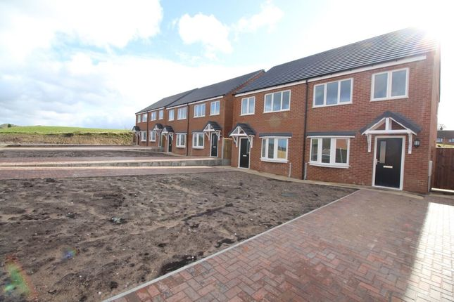 Thumbnail Semi-detached house for sale in Milners Way, Biddulph, Stoke-On-Trent