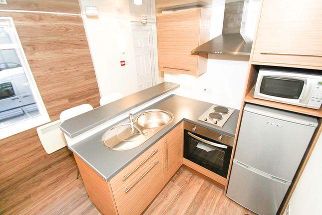 Thumbnail Flat to rent in Kielder House, Osborne Road, Jesmond