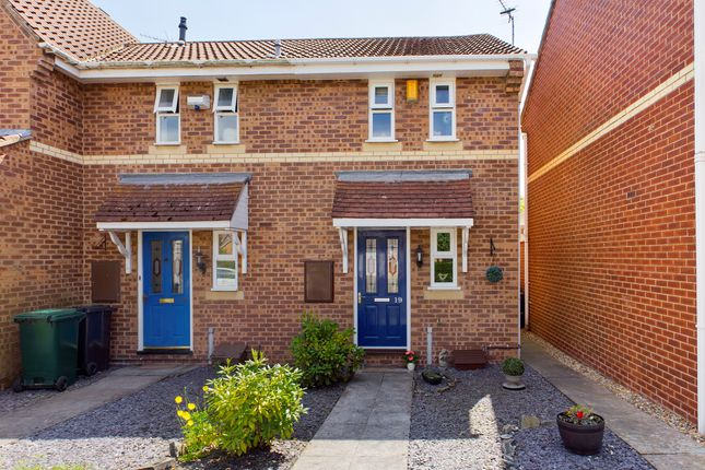 Thumbnail End terrace house for sale in Redwood Drive, Elton, Chester