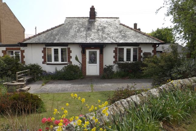 Thumbnail Detached bungalow to rent in Beal Bank, Warkworth, Northumberland