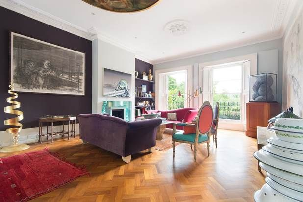 Thumbnail Property to rent in St James's Gardens, London