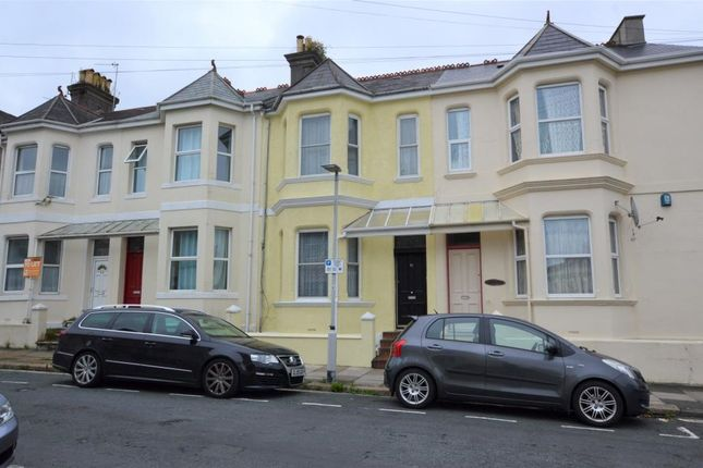 Thumbnail Terraced house for sale in Eton Place, Plymouth, Devon