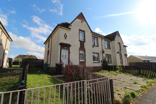 Thumbnail Flat to rent in Mcculloch Avenue, Viewpark, North Lanarkshire