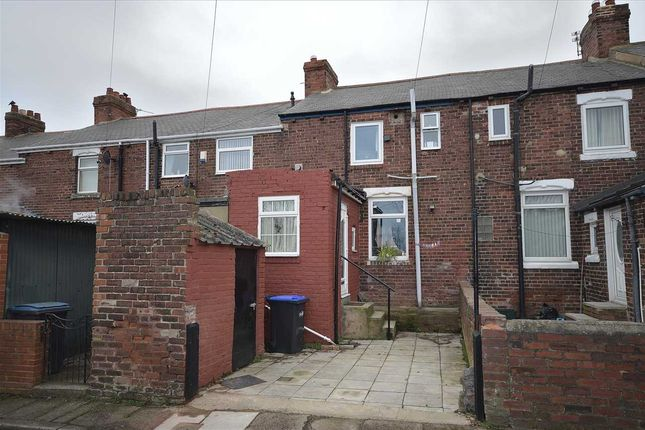 Externally of Moore Street, South Moor, Stanley DH9