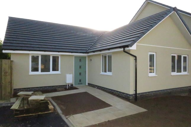 Thumbnail Detached bungalow for sale in Brock Close, Wittering, Peterborough