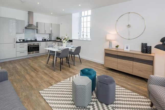 """2 bed detached house for sale in """"Alverton"""" at Station Road, Chepstow NP16"""