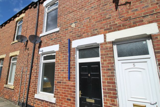 Thumbnail Terraced house to rent in Beech Terrace, Eldon Lane, Bishop Auckland