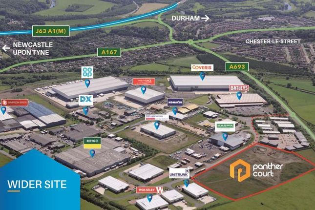 Thumbnail Light industrial for sale in Panther Court, Drum Indutrial Estates, Chester Le Street, County Durham
