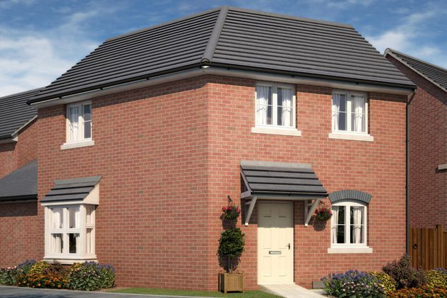 "Thumbnail Detached house for sale in ""Penshaw"" at Whitworth Park Drive, Houghton Le Spring"