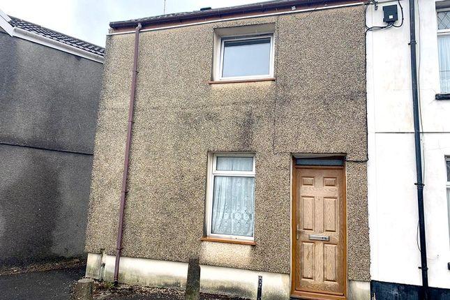 Thumbnail End terrace house for sale in Elias Street, Neath, Neath Port Talbot.
