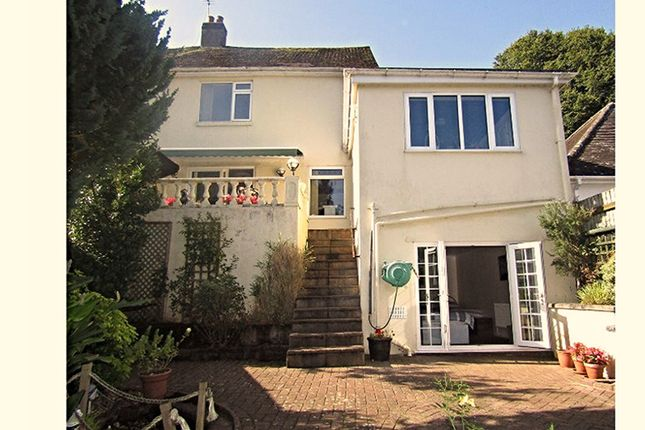 Thumbnail Semi-detached house for sale in Higher Cadewell Lane, Torquay