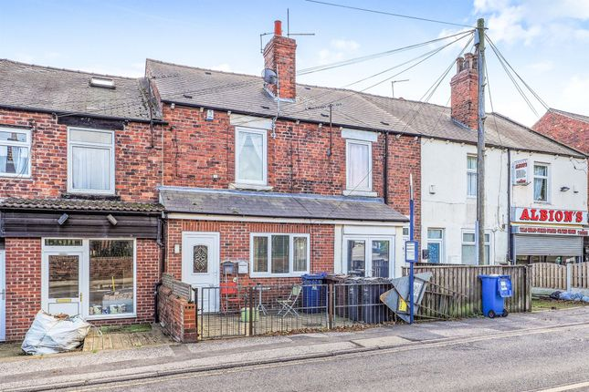 2 bed terraced house for sale in Midland Road, Royston, Barnsley S71