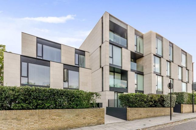 External View of Latitude House, Primrose Hill NW1