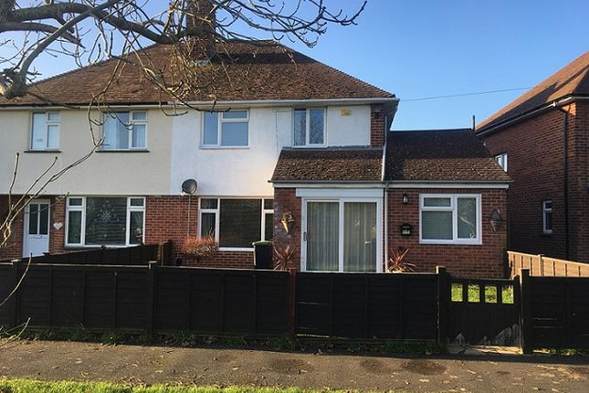 3 bed semi-detached house for sale in Gregson Avenue, Gosport