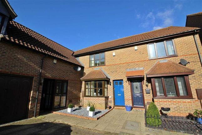 Thumbnail Terraced house to rent in Maybach Court, Shenley Lodge, Milton Keynes