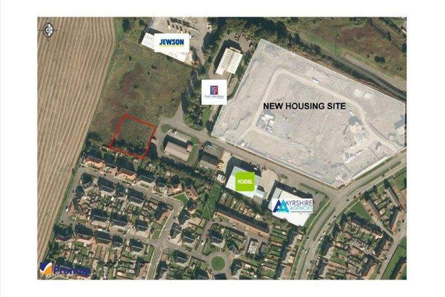 Thumbnail Land for sale in Southhook Road, Kilmarnock