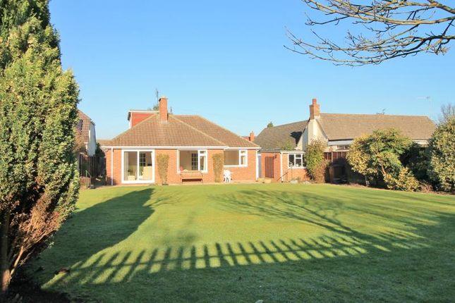 Thumbnail Detached bungalow for sale in Parton Drive, Churchdown, Gloucester