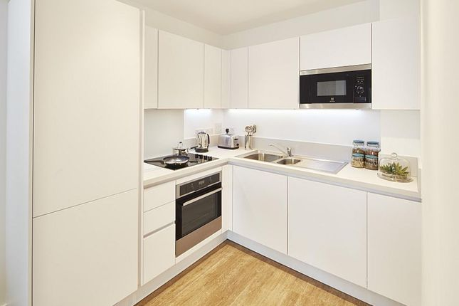 "Thumbnail Flat for sale in ""Wagtail Court"" at Balmoral Close, Westleigh Avenue, London"