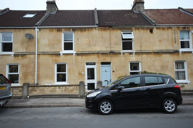 Thumbnail Terraced house to rent in Albany Road, Bath