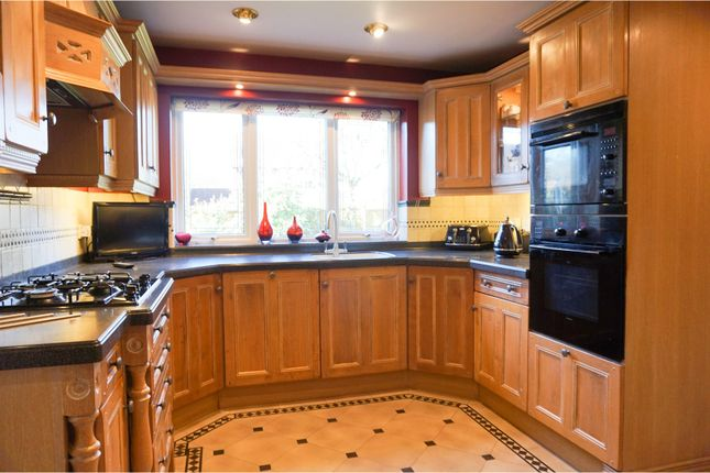 Thumbnail Detached house for sale in Walsall Wood Road, Walsall