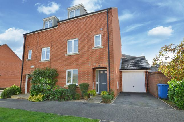 Semi-detached house for sale in Green Road, Haverhill