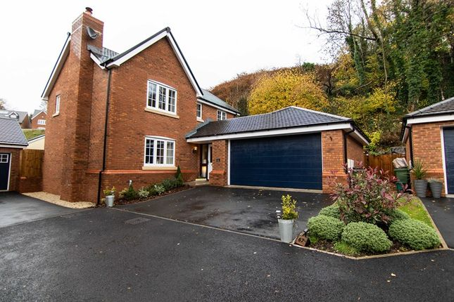 Thumbnail Detached house for sale in Tan Y Bryn Gardens, Llwydcoed, Aberdare