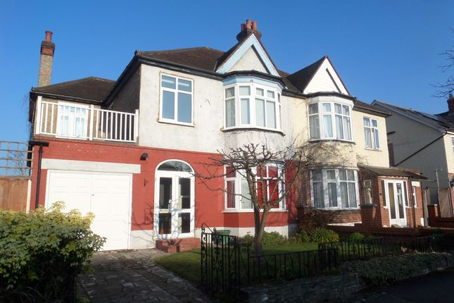 Thumbnail Semi-detached house for sale in Crantock Road, London