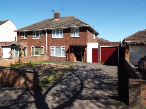 Thumbnail Semi-detached house for sale in Mile Road, Bedford, Bedfordshire