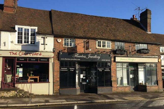 Thumbnail Retail premises for sale in 21 High Street, Westerham