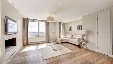Thumbnail Flat to rent in Harbet Road, Edgware Road