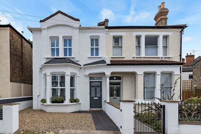 Thumbnail Semi-detached house for sale in Barrow Road, London