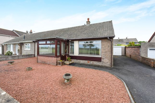 Thumbnail Semi-detached bungalow for sale in Carrick Drive, Irvine