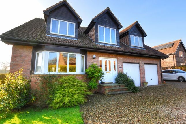 Thumbnail Detached house for sale in Victory Drive, Swarland, Morpeth