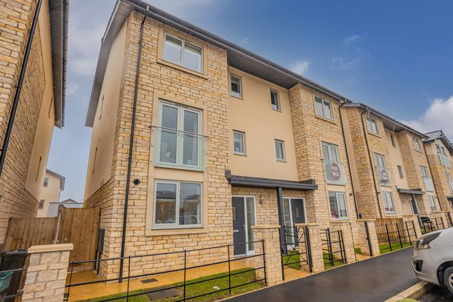 Thumbnail Semi-detached house for sale in Beckford Drive, Lansdown, Bath