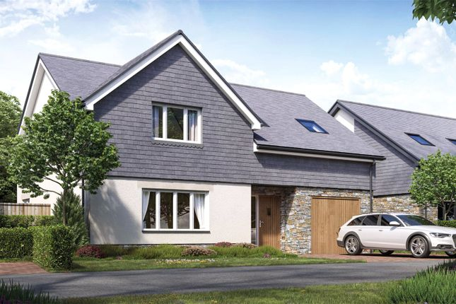 Thumbnail Detached house for sale in Harbour Reach, Fowey, Cornwall