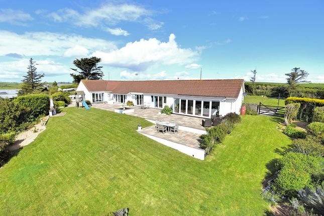 Thumbnail Detached house for sale in Higher Batson, Salcombe