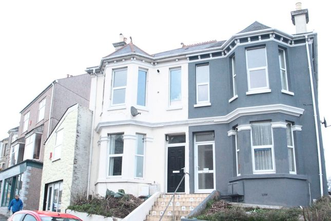 Thumbnail Flat for sale in Hyde Park Road, Mutley, Plymouth