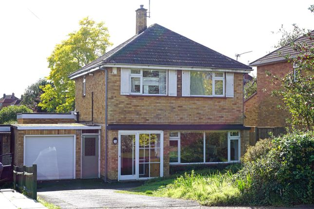 Thumbnail Detached house for sale in Ninesprings Way, Hitchin