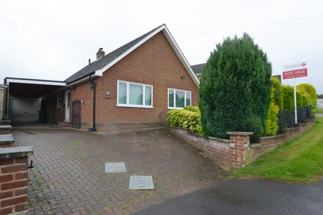 Thumbnail Detached bungalow for sale in Lichfield Road, Walton, Chesterfield