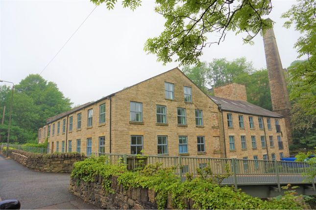 Thumbnail Flat for sale in Hyde Bank Road, High Peak