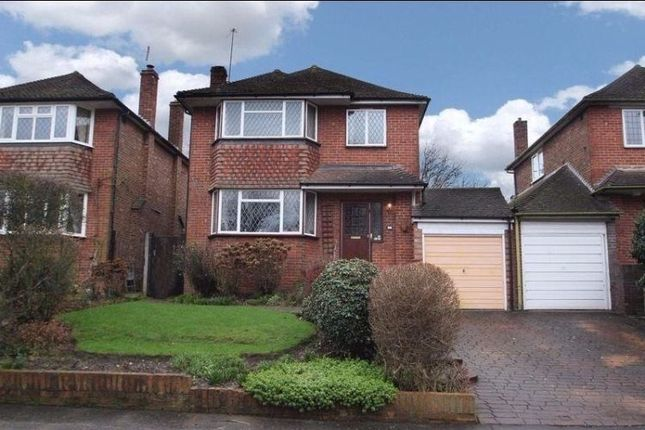Thumbnail Detached house to rent in Lechmere Avenue, Chigwell