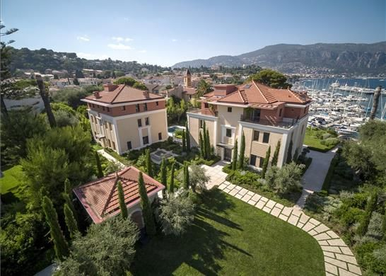 Thumbnail Town house for sale in Avenue Jean Mermoz, 06230 Saint-Jean-Cap-Ferrat, France