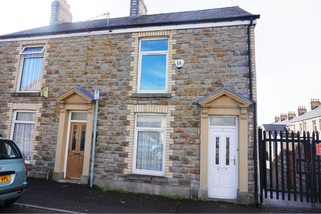 2 bedroom semi-detached house for sale in Morgan Street, Swansea