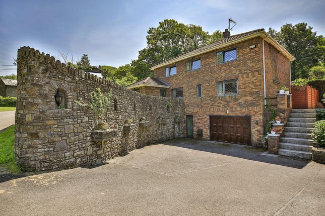 Thumbnail Detached house for sale in Ten Acre Wood, Margam, Port Talbot