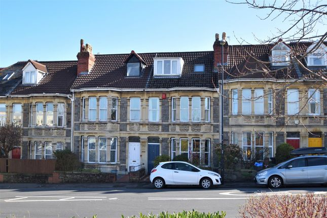 Thumbnail Terraced house for sale in North View, Westbury Park, Bristol